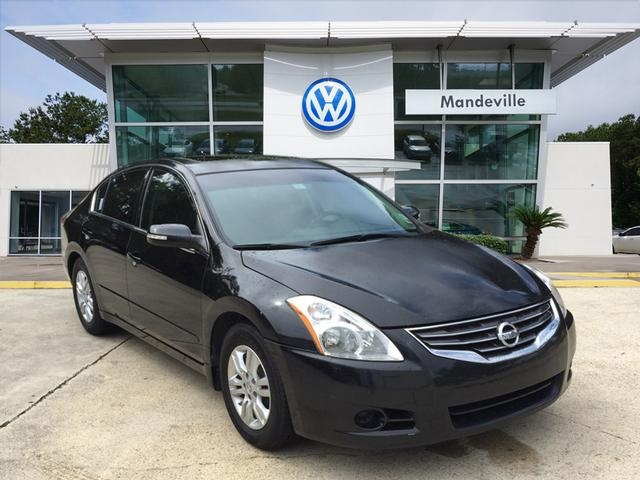 Pre Owned 2010 Nissan Altima 2.5 S