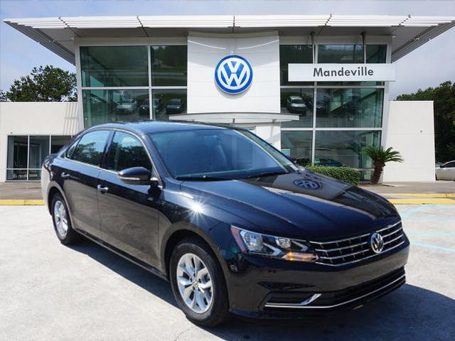 new 2018 volkswagen passat 2 0t s 2 0t s 4dr sedan in mandeville z7752 volkswagen of mandeville. Black Bedroom Furniture Sets. Home Design Ideas