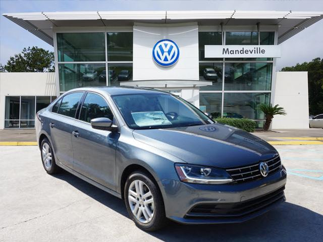 New 2018 Volkswagen Jetta 1 4t S 1 4t S 4dr Sedan 6a In