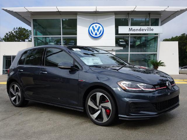 new 2018 volkswagen golf gti se se 4dr hatchback 6a in mandeville 265157 volkswagen of mandeville. Black Bedroom Furniture Sets. Home Design Ideas