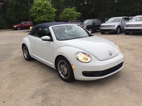 Certified Pre-Owned 2016 Volkswagen Beetle 1.8T